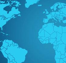 Euroeste dans le Monde